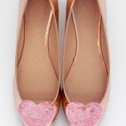 KIss Paris/Pink - klipsy do butów