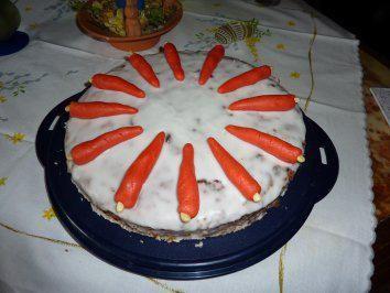 Das perfekte Torten: Rüblitorte-Rezept mit Bild und einfacher Schritt-für-Schritt-Anleitung: Diese Rüblitorte gibt es bei uns sehr oft an Ostern…