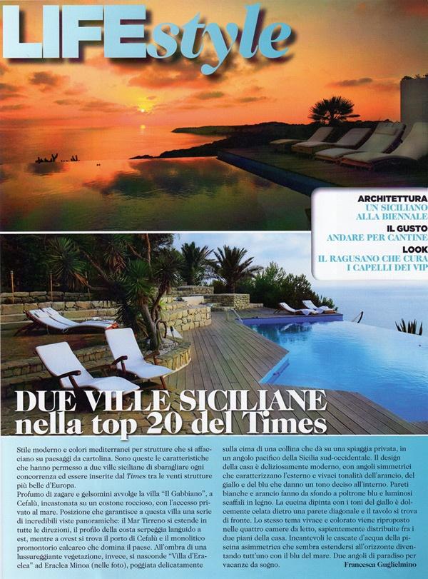 The incredible Villa in Sicily: Casa d'Eraclea #Vacation #Romantic #Agrigento