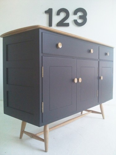 Our refurbished ercol windsor sideboard from ebay