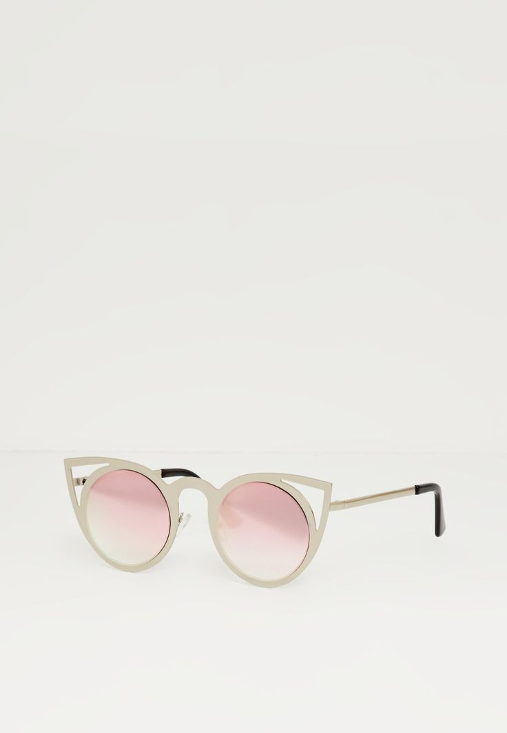 MNII Lunettes de soleil Fashion Trend Love You , yellow- Apparence de mode, assurance qualité
