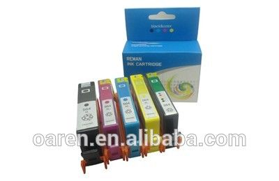 chip reset machine refill ink cartridge for hp ink 564xl