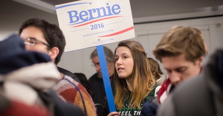 Paul Kirk Jr., a former Democratic National Committee chairman and Ted Kennedy confidante, endorsed Bernie Sanders before a rally at Dartmouth College.