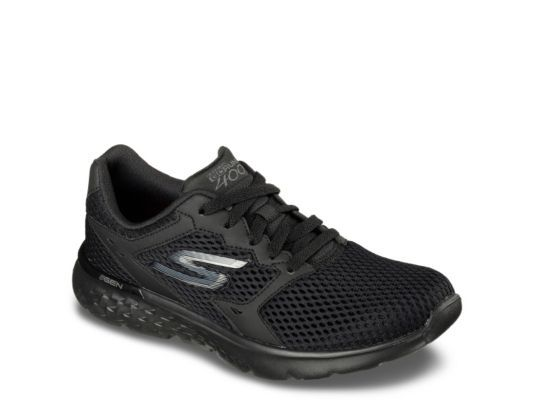 Women's Skechers GOrun 400 Lightweight Running Shoe - - Black