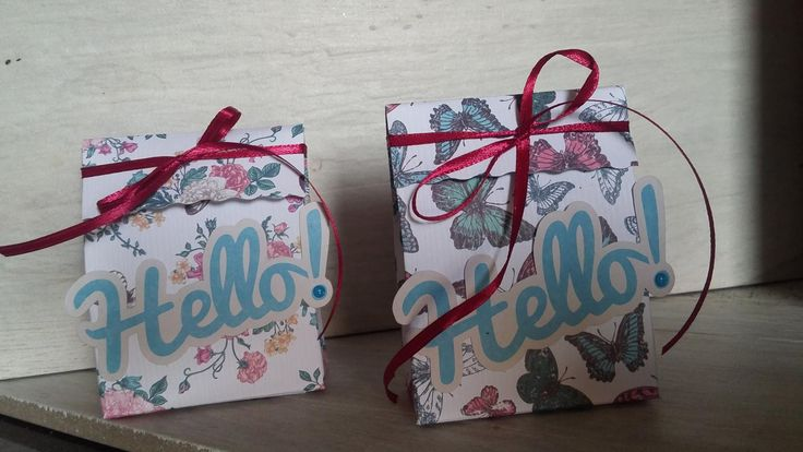 packaging for friends