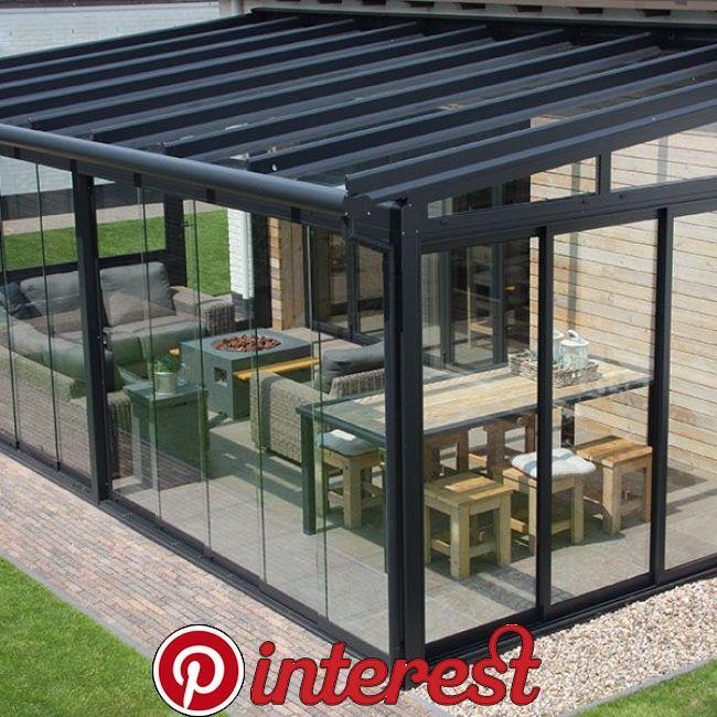 Garden Glass Rooms Verandas And Pods, Outdoor Glass Patio Rooms