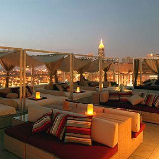 Glenn Hotel Rooftop bar