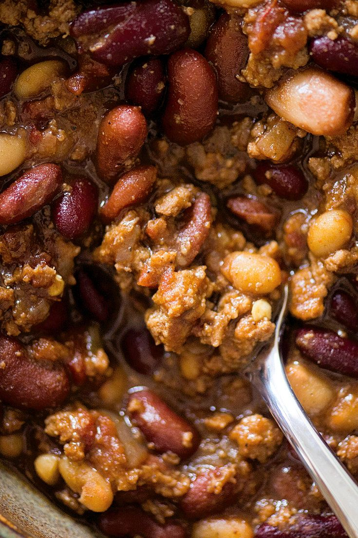 """NYT Cooking: Chili tastes are highly personal, often inflexible and loaded with preconceptions — the political party of culinary offerings. """"I don't disagree with anyone's chili,""""  Robb Walsh, a Texas food historian, the author of """"The Tex-Mex Cookbook"""" and a restaurateur, told The Times. """"If you are making a one-pot meal and you want to put beans in it, that's fine. If chili is pa..."""