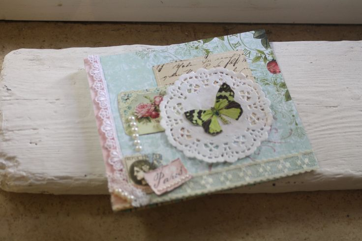 handmade card for a friend...