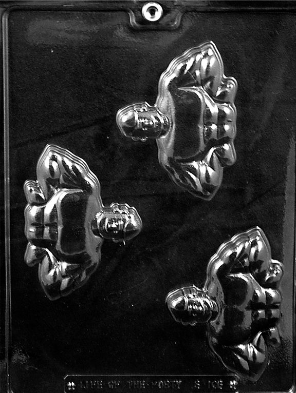 Muscle Man Upper Body Builder 3 cavity Chocolate Candy Mold - Muscle Man  Upper Body Builder 3 cavity Chocolate Candy Mold Going to make some muscle  man ...
