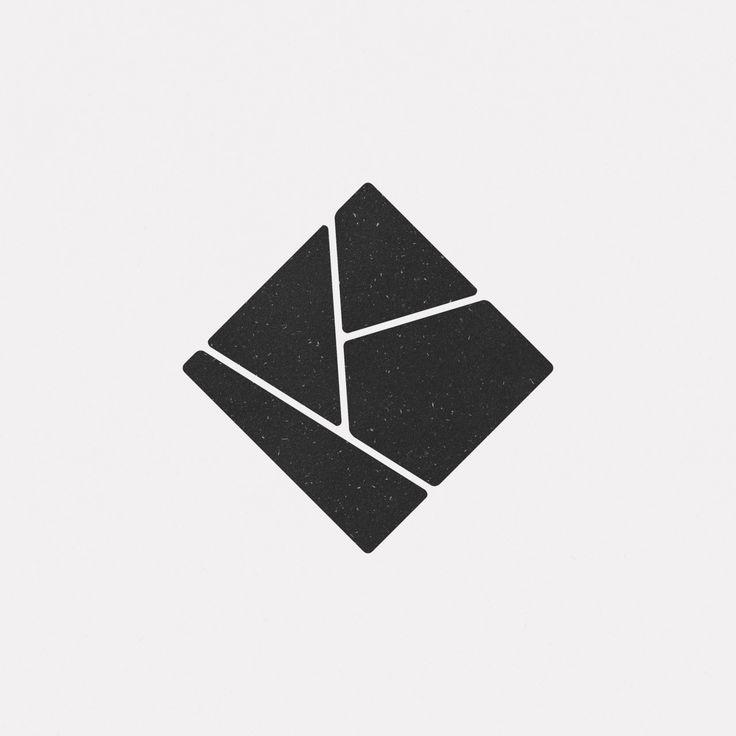 Best 25+ Geometric logo ideas on Pinterest