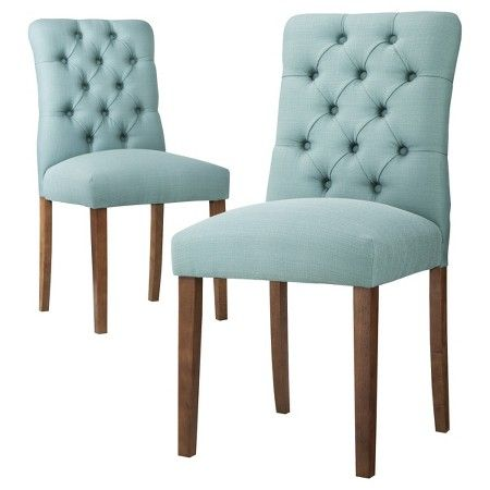 Threshold™ Brookline Tufted Dining Chair - Set of 2 for $118