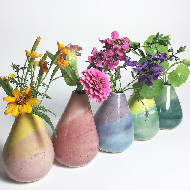 Fresh Mini Ceramic Small Vase Home Decor Gift Ideas And: 25+ Best Ideas About Bud Vases On Pinterest