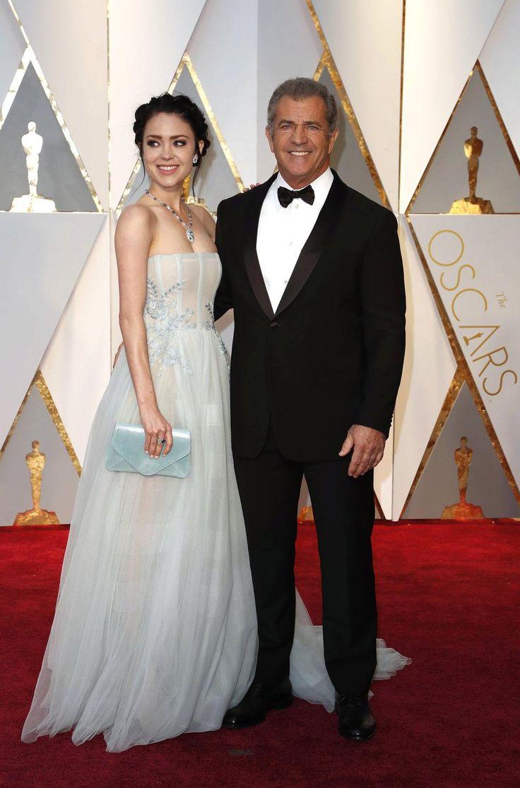 Mel Gibson a Rosalind Ross