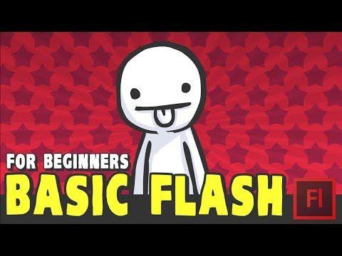 ▶ TUTORIAL: Basic Flash for Beginners (Adobe Flash) - YouTube