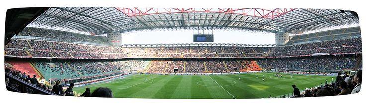 Stadio Guiseppe Meazza, San Siro, Milano