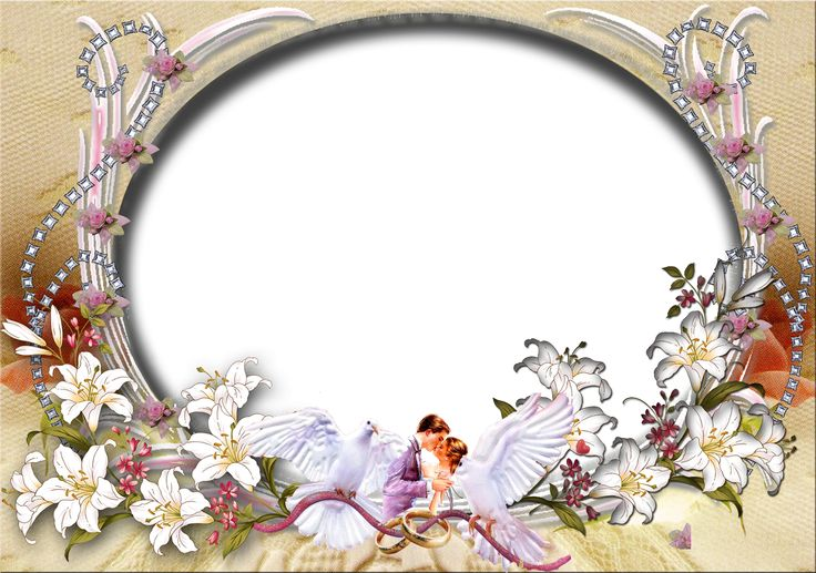 Free Wedding Backgrounds Frames Background New