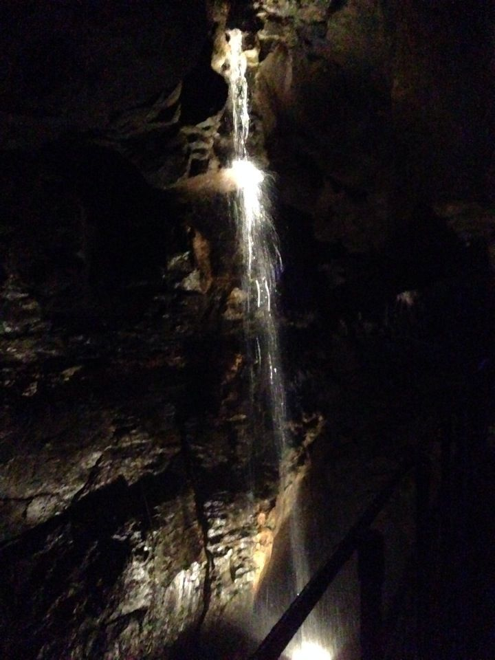 Ailwee Caves in Ballyvaghan, Co Clare