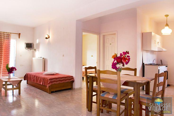 Sunrise Village Hotel - Apartment