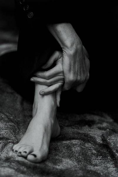 Peter Lindbergh - remember pedicures