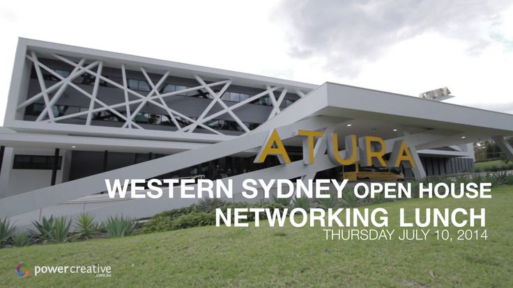 BEC Western Sydney Open House Networking Event, July 10, 2014