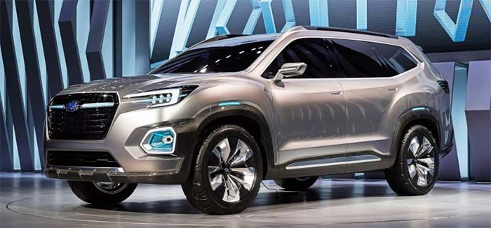 2018 Subaru Ascent Features