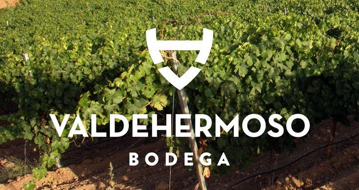 Marca, manual de identidad y aplicaciones para Bodega Valdehermoso. Vinos blancos de calidad bajo la denominación de Origen Rueda.