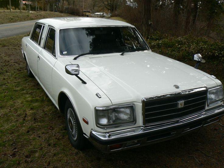 1990 Toyota Century Limousine