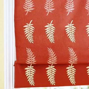Dress up those boring blinds with these tips.