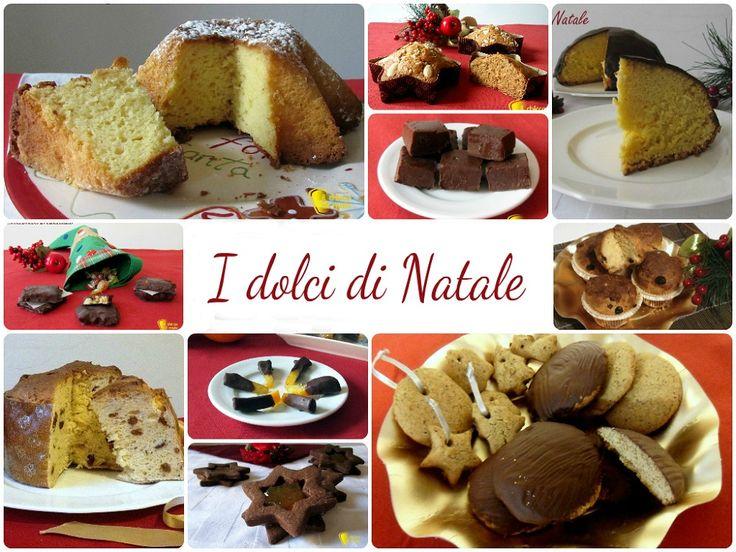 I dolci di Natale (ricette tipiche delle feste)