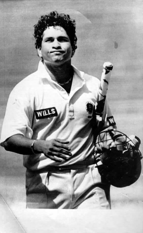 #ThrowbackThursday - Vintage Sachin  www.sachinist.com