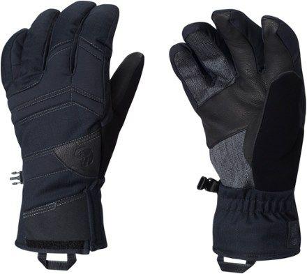 Mountain Hardwear Men's Dragon's Back Insulated Gloves