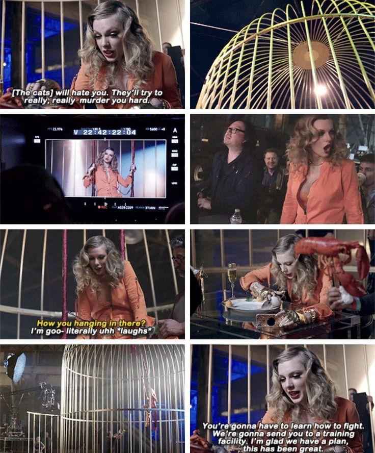 Taylor Swift BTS of the LWYMMD music video