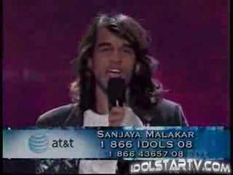 Trump is basically the political version of Sanjaya