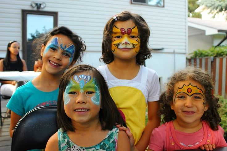 FACE PAINTING FOR KIDS  #magicbrush