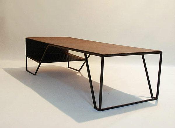 Matthieu Appert Design Modern Industrial Furniture
