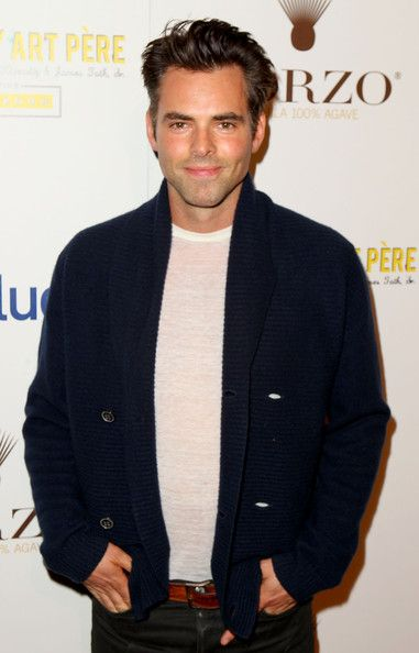 Jason Thompson | Jason Thompson Actor Jason Thompson arrives at the second annual Art ...