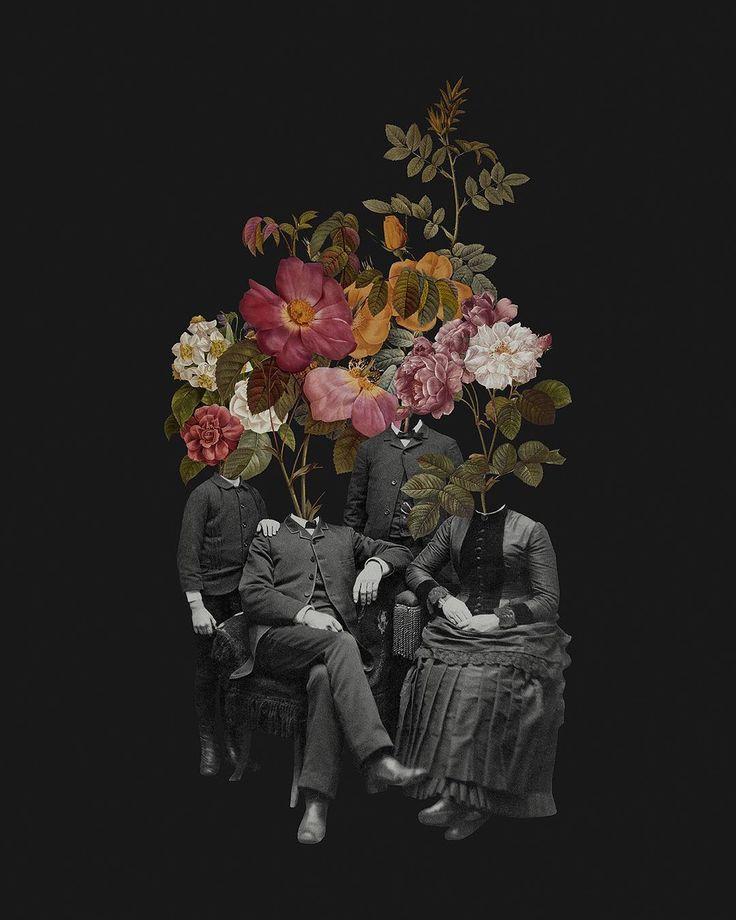 "Fajar P. Domingo (@ohfajar) sur Instagram : ""Family First. Digital Collage 2018."""