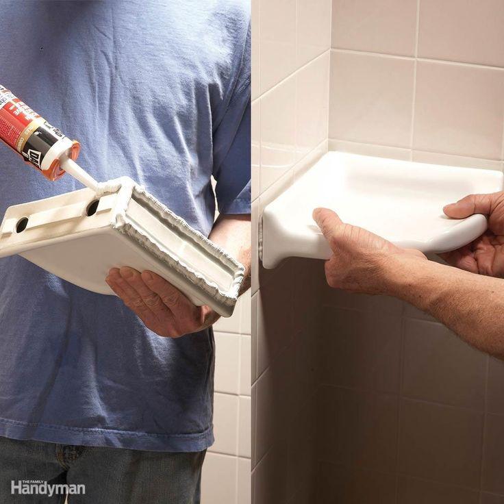 Best 25 Bathroom Corner Shelf Ideas On Pinterest