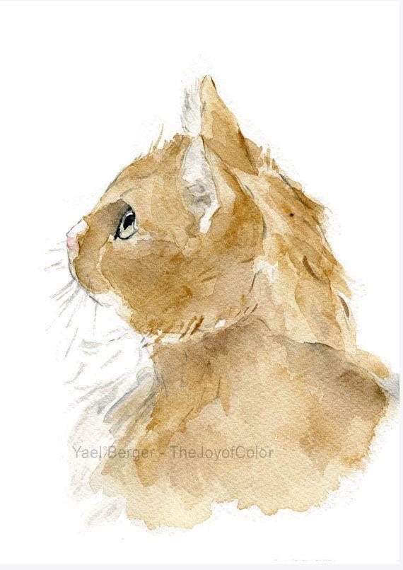 Custom dog portrait/ pet portrait/ custom pet by TheJoyofColor