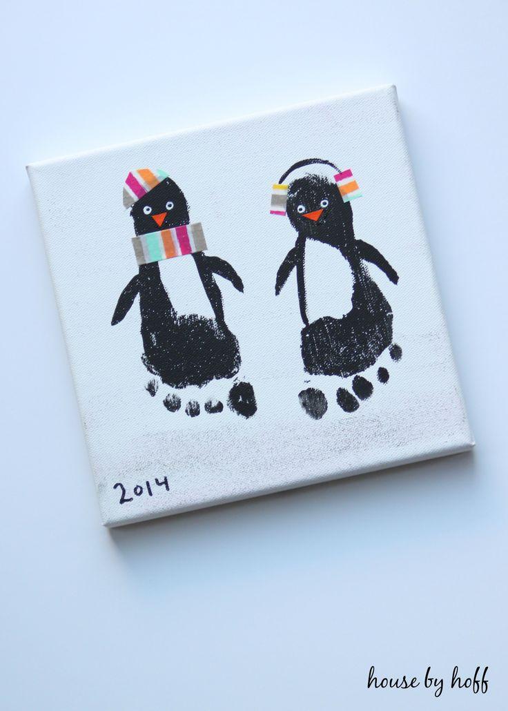 Super-Sweet Penguin Feet