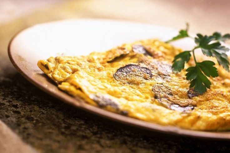 Omelette with Black Truffle - Truffle Traders