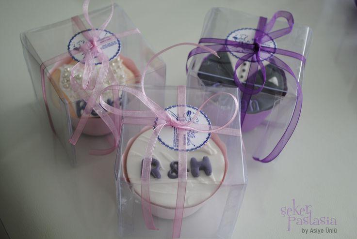 Reyhan ♥ Hakan 4.Yıldönümü Cupcake