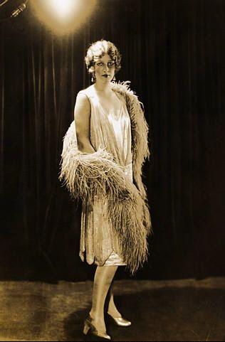 flapper '20s party