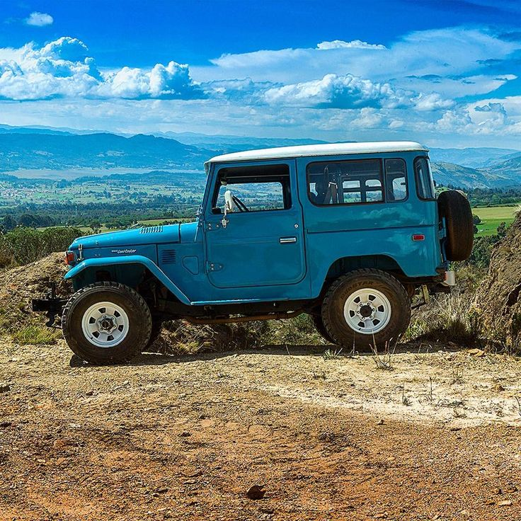 Toyota Fj40 Hardtop For Sale: 43 Best Hardtop Images On Pinterest