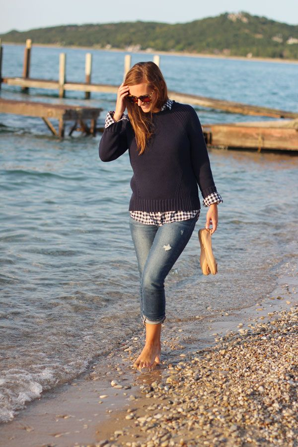 jillgg's good life (for less) | a west michigan style blog: my everyday style: a classic returns!