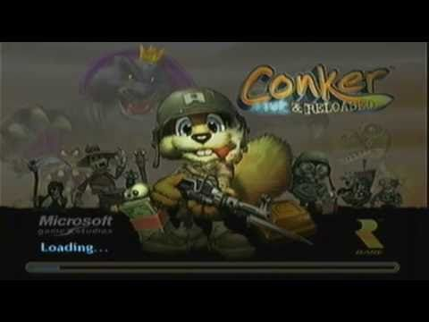 Conker Live and Reloaded : Pt. 7 Not So Mighty Now
