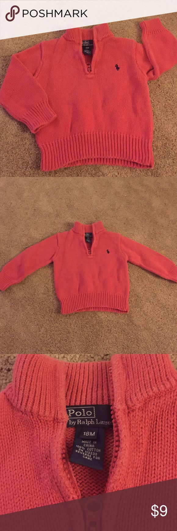 Selling this Polo by Ralph Lauren Toddler Zip Up Sweater on Poshmark! My username is: mleavine_1997. #shopmycloset #poshmark #fashion #shopping #style #forsale #Polo by Ralph Lauren #Other