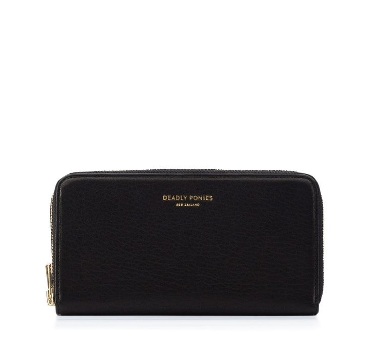 Paired Wallet Black