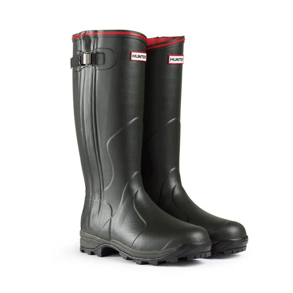 Hunter Mens Balmoral Neo Zip Boots - £150